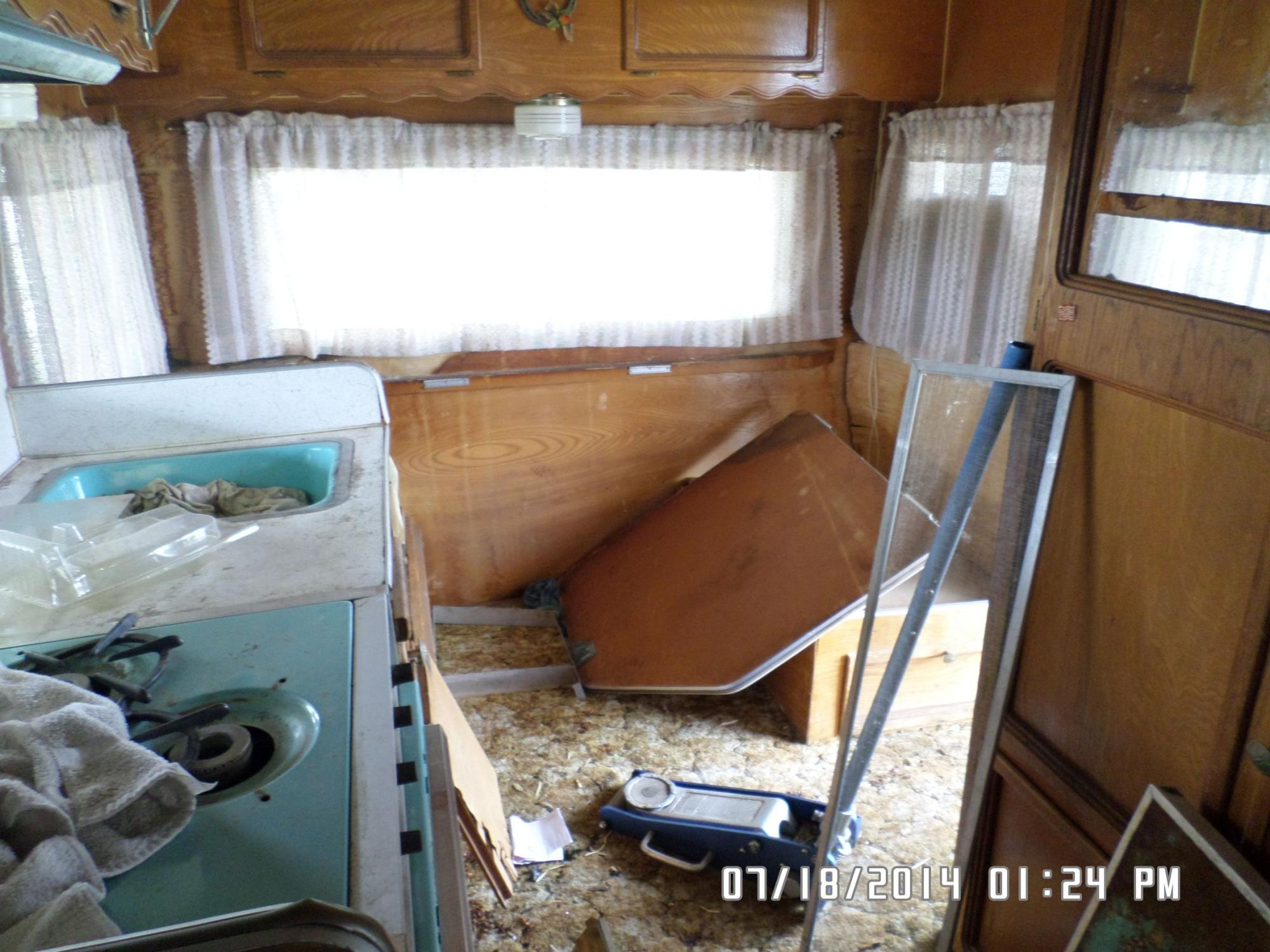 From Exterior Paint And Accessories To Interior Customization Decorating The Result Is A Vintage Camper With That Perfect Blend Of Old Meets New